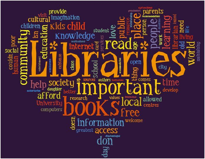 Libromancer's Apprentice: Love Your Library Month http://libromancersapprentice.blogspot.com/2013/02/love-your-library-month.html