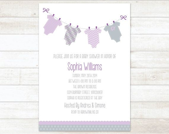 best baby shower games  invitations images on, Baby shower invitation