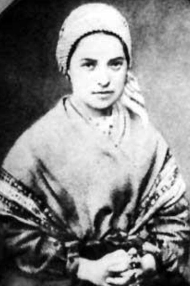 37 Best Images About St Bernadette Soubirous Amp St