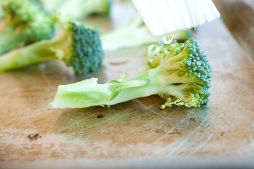 How to Roast Broccoli - Read this! I love her attitude towards veggies.