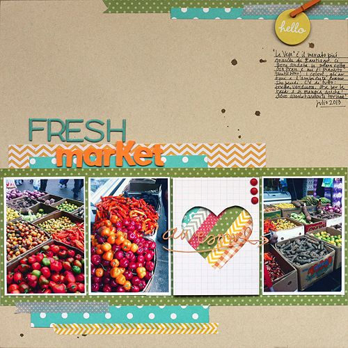 scrap & co: Pebbles Back to Basics #pebblesinc #basics #scrapbooking