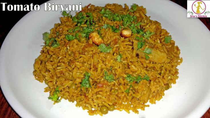 Tomato Biryani is a mixed Rice based dish prepared with Tomatoes, Vegetables and Spices. This delicious dish taste the best with Onion Raita, Curd. Here is the simple recipe of it. Click the Image …