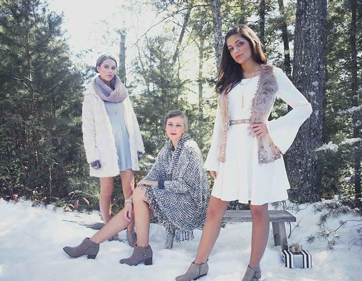 Winter Fashion 2015 - Look Books