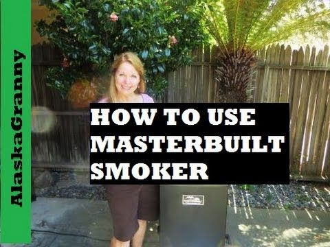 """The Masterbuilt 30"""" Programmable Electric Smoker is easy to use, well made, and works great. If you love smoking foods without a huge mess, get the Masterbui..."""