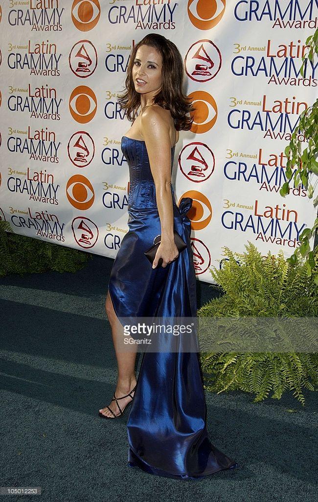 Annual Latin Grammy Award | Jacqueline Obradors during 3rd Annual Latin GRAMMY Awards - Arrivals ...