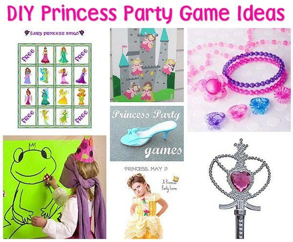 35 DIY Princess Party Ideas | All About Family Crafts