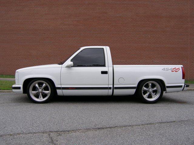 Custom 454 SS Trucks - Google Search | Trucks | Pinterest | Chevy, Lastbilar och Sök