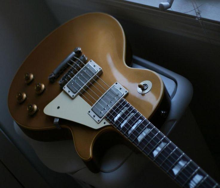 Beautiful Brown Guitar Wallpaper