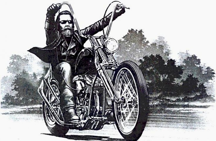 David mann motorcycle art bikes throughout david mann the biker world's artist in residence