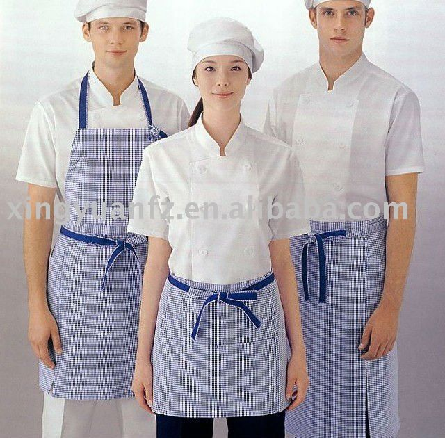 Best Uniform Images On   Restaurant Uniforms Hotel