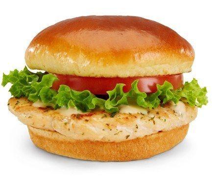 McDonald's Artisan Grilled Chicken Sandwich
