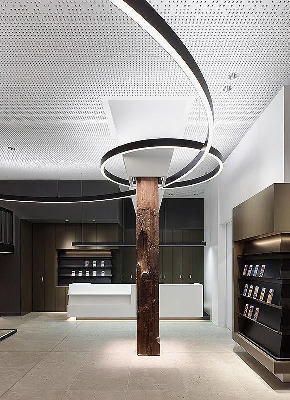 Schorndorf cityhall, Schorndorf, Germany by Ippolito Fleitz Group Architects #light