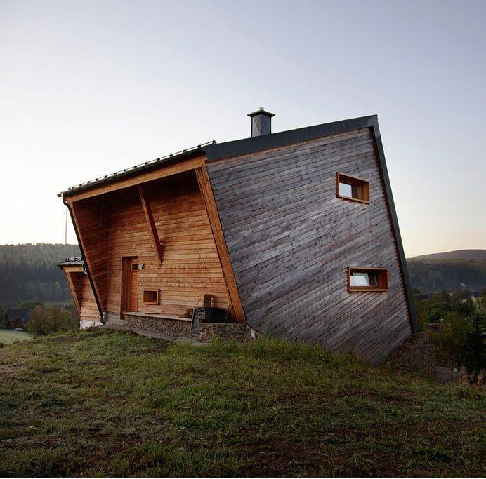 Original #casa de #madera | | www.casasdemaderaymas.com