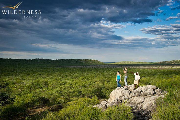 Ongava Lodge – Find out how the low Ondundozonanandana Mountains on Ongava got their name  #Africa #Safari #Namibia