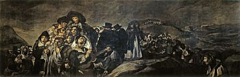 A Pilgrimage to San Isidro - Francisco de Goya