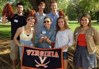 Loudoun UVA new student send-off party! Aug 9 Sun 4:30-6:30 Leesburg Ida Lee Park  #loudounhoos
