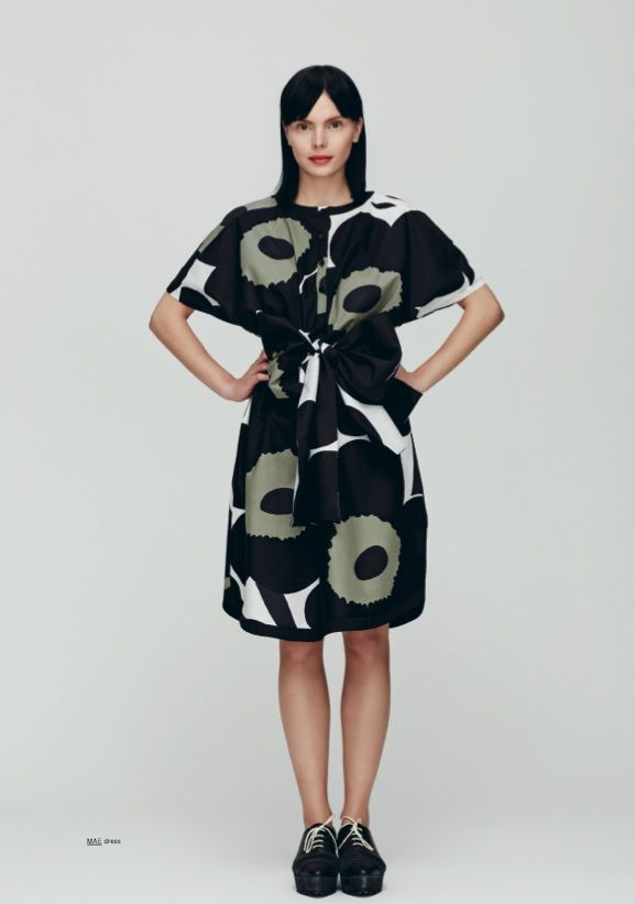 Marimekko Fall 2013: Mae Dress