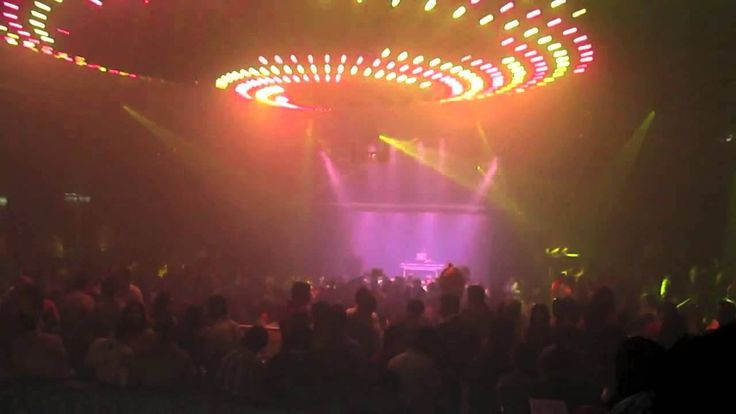 MADRIX basic @ Gaga Club - Veracruz , México night club led lighting - YouTube