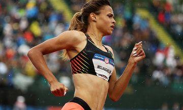 16-Year-Old Makes U.S. Olympic Track Team In 400-Meter Hurdles