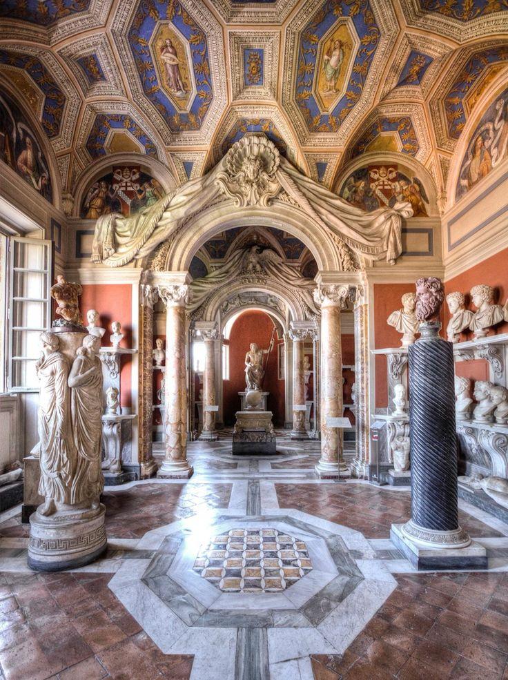 Italy & Vatican City & San Marino