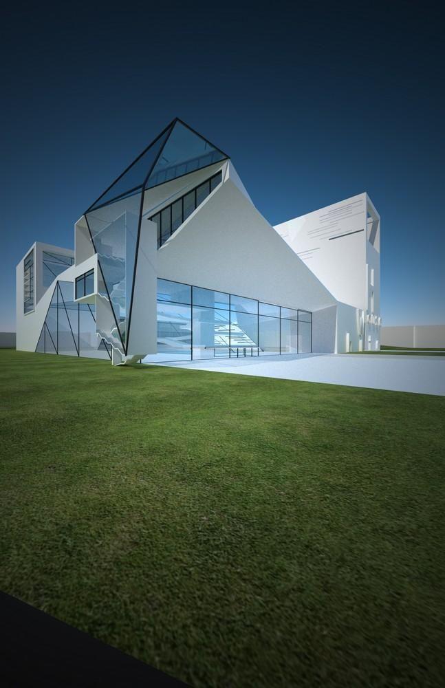 ♂ Unique URBAN OFFICE Architecture from archello.com