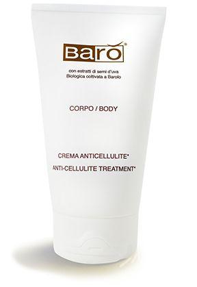 Crema Anticellulite ® | Barò̀ Cosmetics