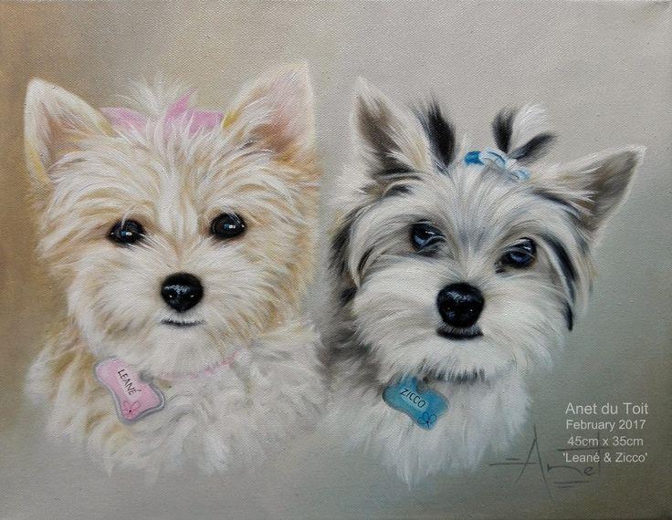 35cm x 45cm Oil on canvas Commissioned portrait