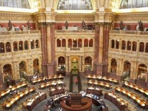 Biblioteca do Congresso -   Washington -  Estados Unidos