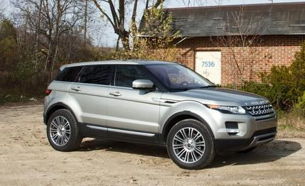I don't really like Range Rovers but this one makes me a believer.