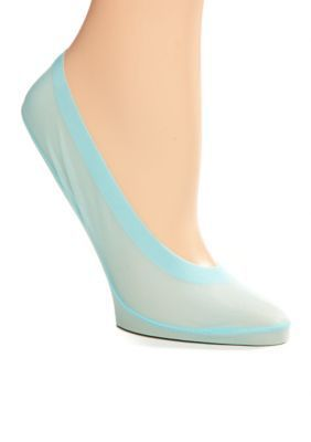 HUE  Perfect Edge Liner Socks