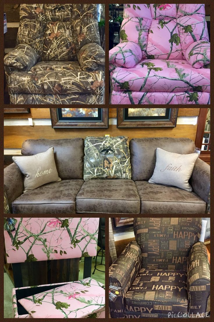 His Amp Hers Camo Recliners Amp More Don T You Love The