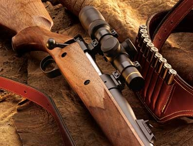 Kimber America | Specialty Hunting Rifles