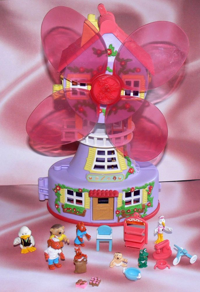 1995 Vivid Imagination Teeny Weeny Windmill Bakery/Cake Shop *Great Childs Gift! #PlaysetwithAccessories