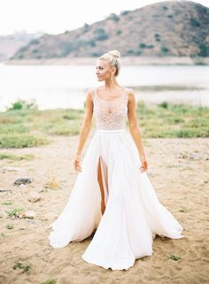 Absolutely LOVE this wedding dress. This is the one. Start saving now... Loving this since #2014