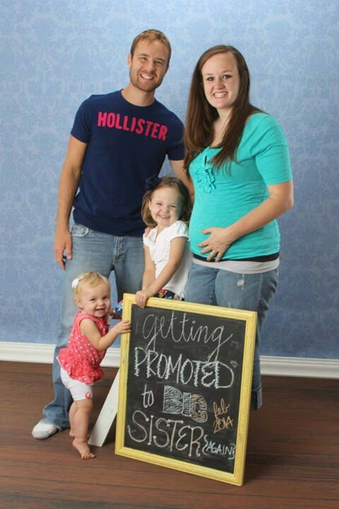 Way To Announce A Third Child Picture Ideas