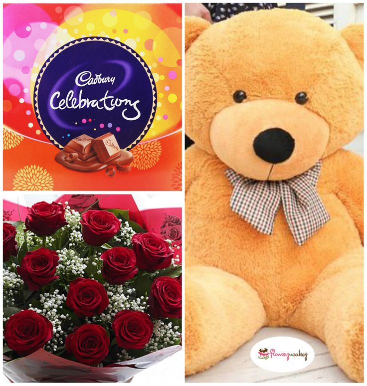 We have a superb combo for you people. The one you were looking for. Hurry! Shop Now: http://www.flowerzncakez.com/…/love-romance/just-for-you.htm #teddybear #bouquet #chocolates #combo #love #gifts