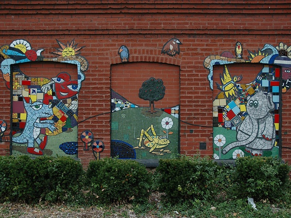 15 best philadelphia murals images on pinterest for Chicago mural group
