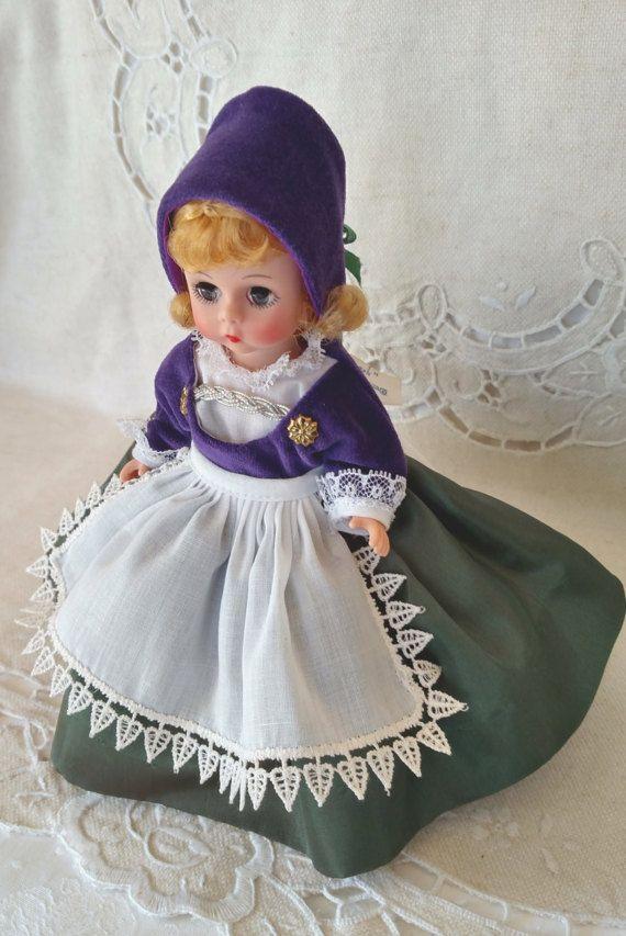 Madame Alexander 8 International Doll