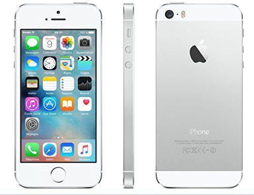"OFERTA Apple iPhone 5S - Smartphone libre iOS (pantalla 4"", cámara 8 Mp, 16 GB, Dual-Core 1.3 GHz, 1 GB RAM), plateado - Comprar Gangas"