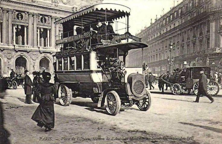 Belle Époque : Paris Opera 1900s