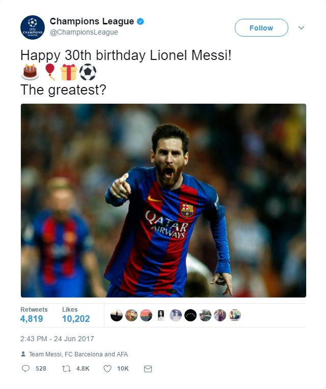 The seemingly everlasting debate over who is better out of Lionel Messi and Cristiano Ronaldo has emerged again