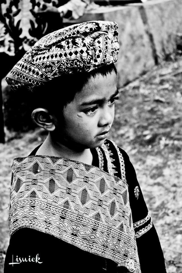 Minangkabau traditional men's clothing