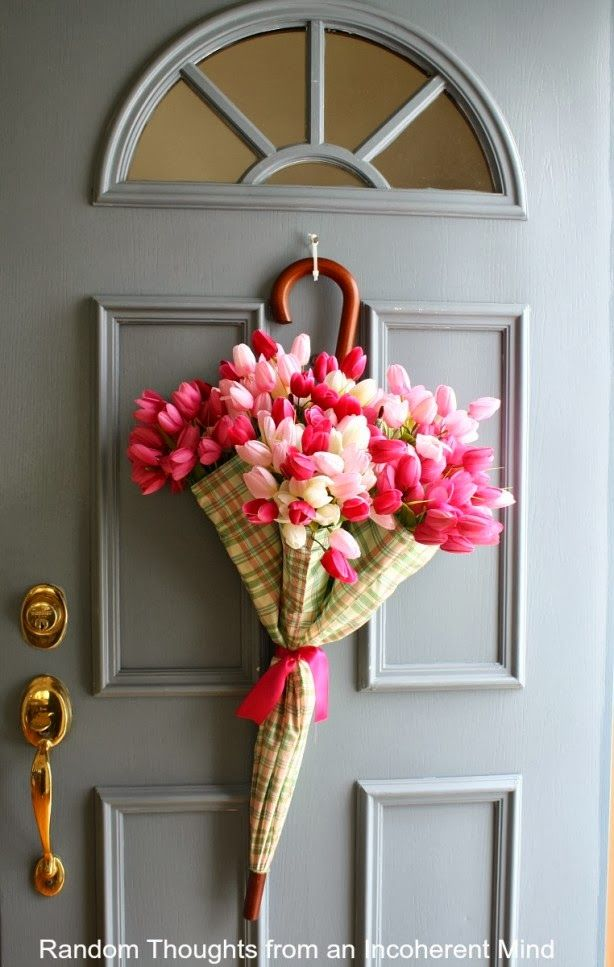 I love this....I am definitely making this for spring.  <3