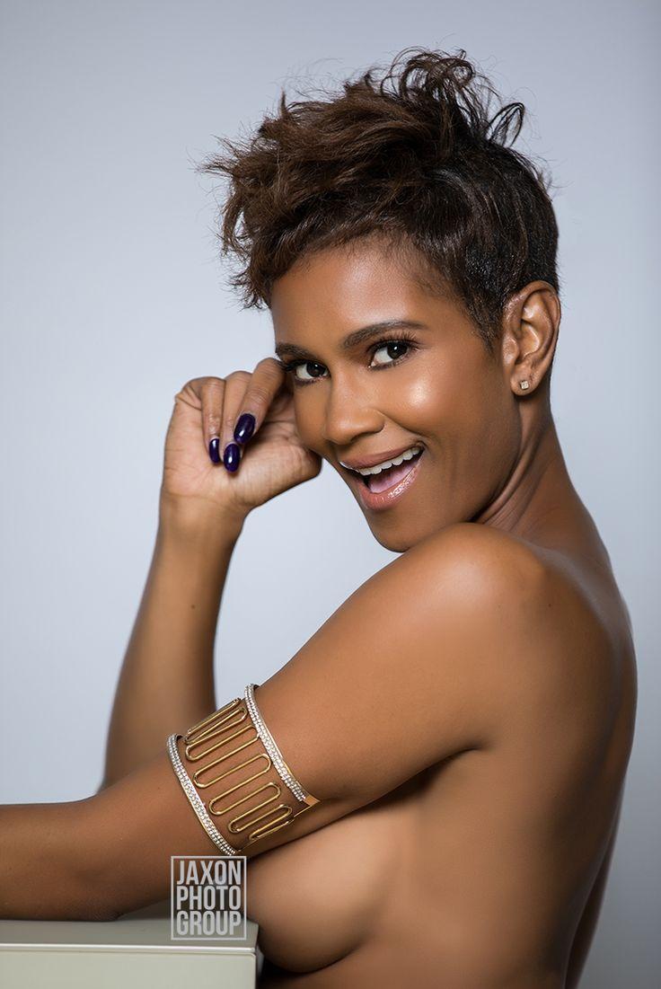 Short Natural Haircuts Black Women C