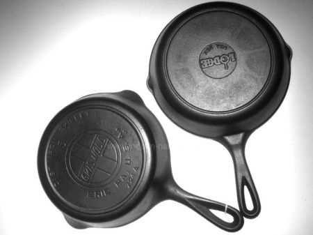 Griswold cast iron markings include