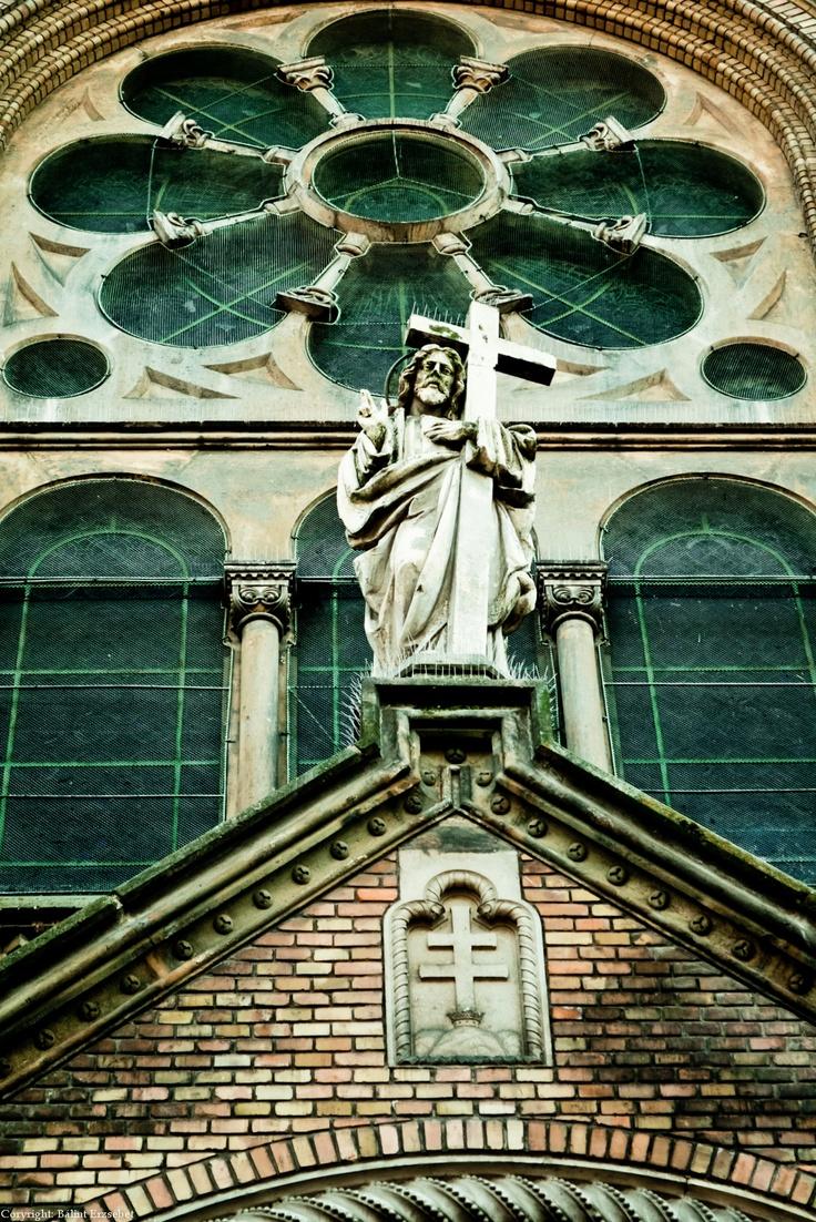 Catholic Church, Temesvar/Timisoara, Transylvania
