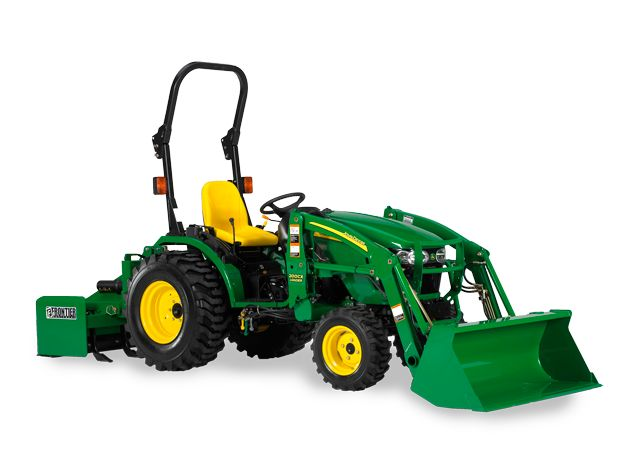 Product Spotlight: 7 Reasons the John Deere 2520 Tractor Will Benefit Your Farm