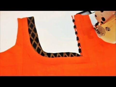 Designer Blouse Cutting And Stitching (DIY) - Tamil