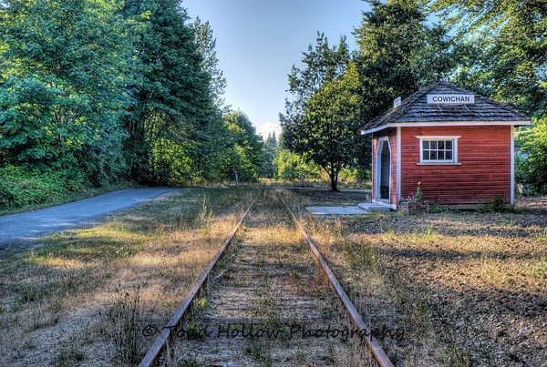Cowichan Station Railway Station