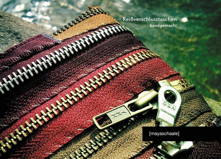 [mayaschaale] zipper bag